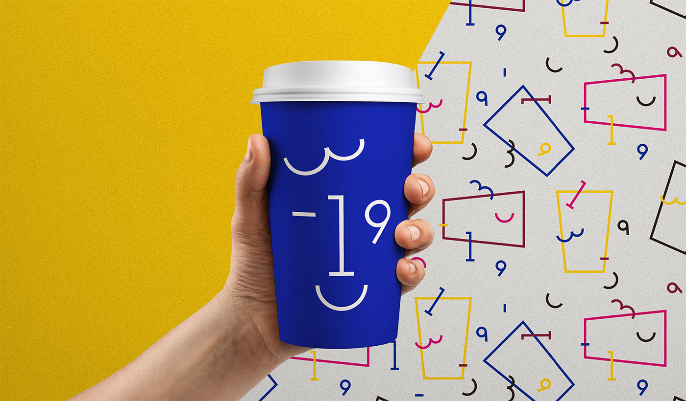 Outfit Branding 3-19 Coffee Cup