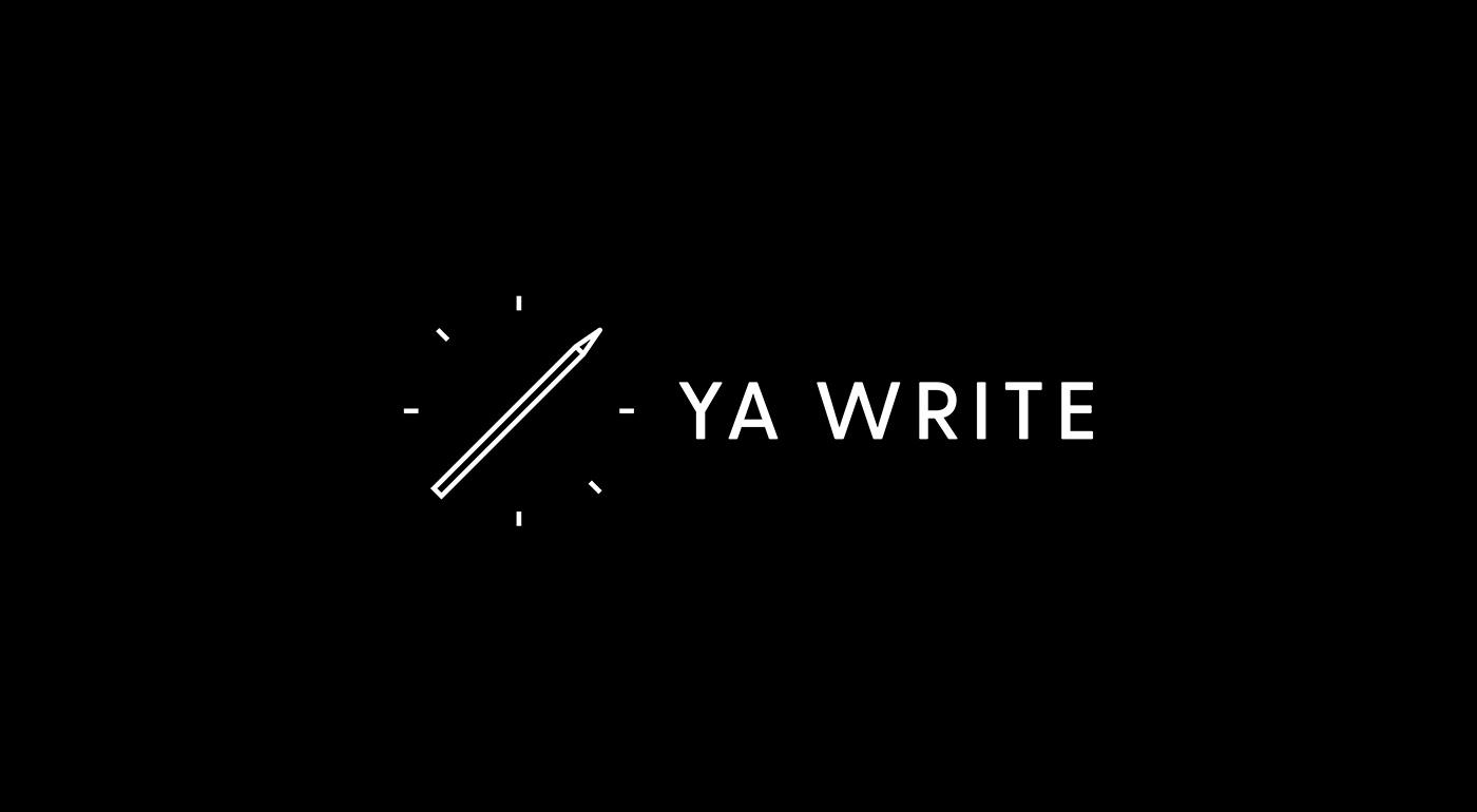 Outfit Branding & Design Ya Write Logo