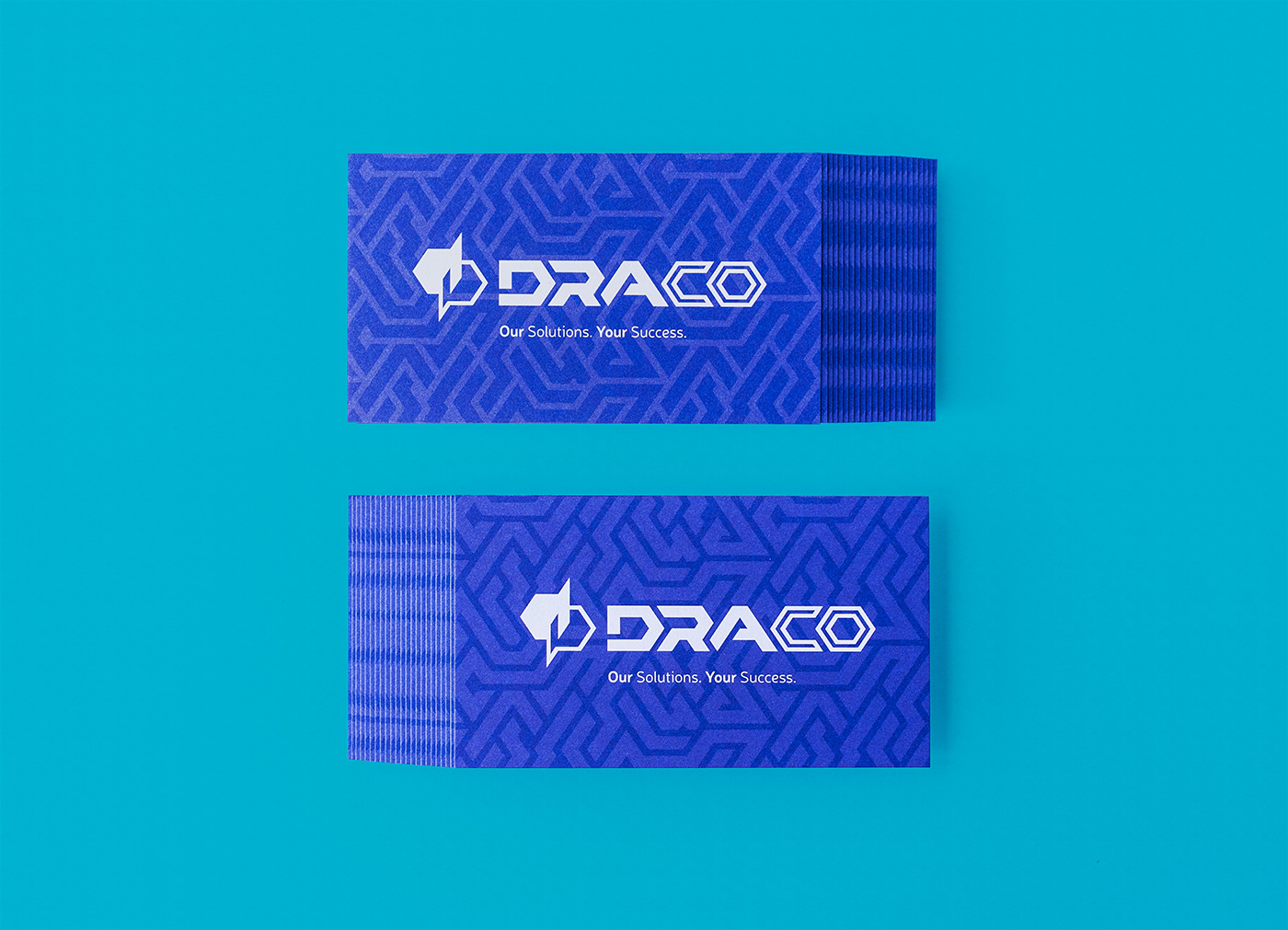 Outfit Branding & Design Business Cards
