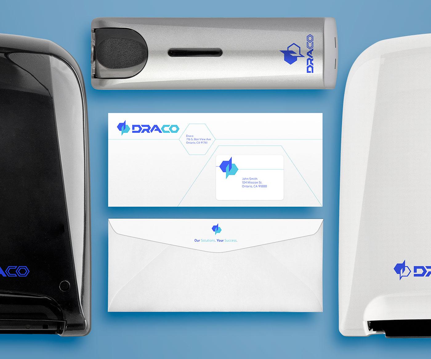Outfit Branding & Design Draco Envelopes