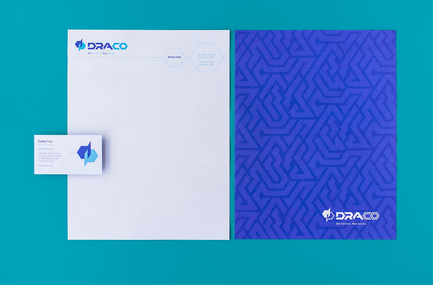 Outfit Branding & Design Stationery