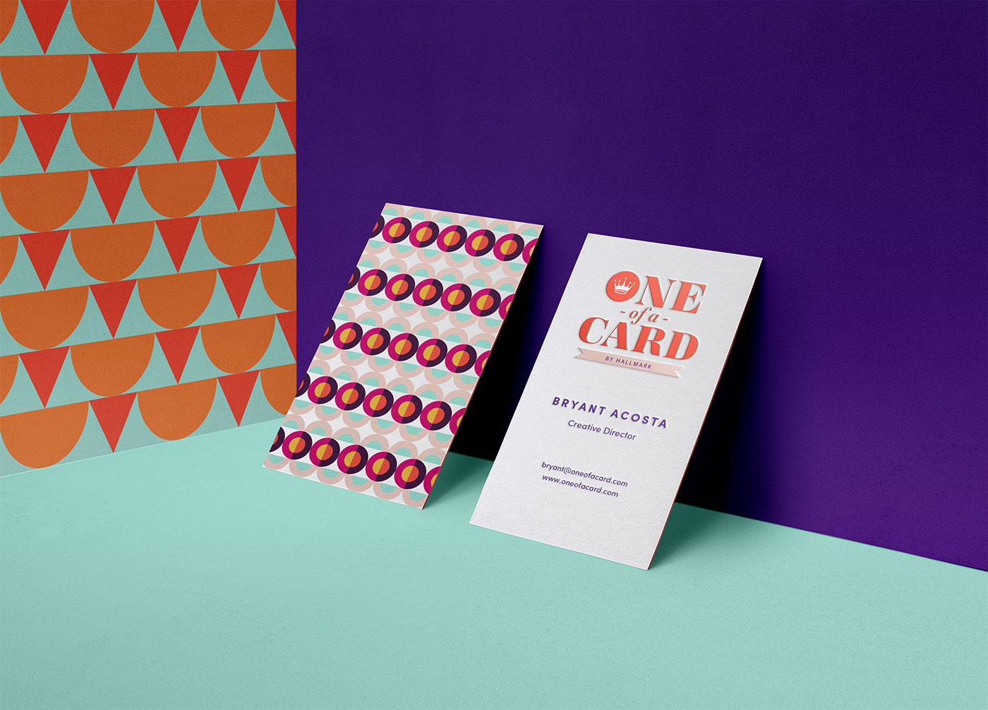 Outfit Branding & Design One of a Card Business Cards