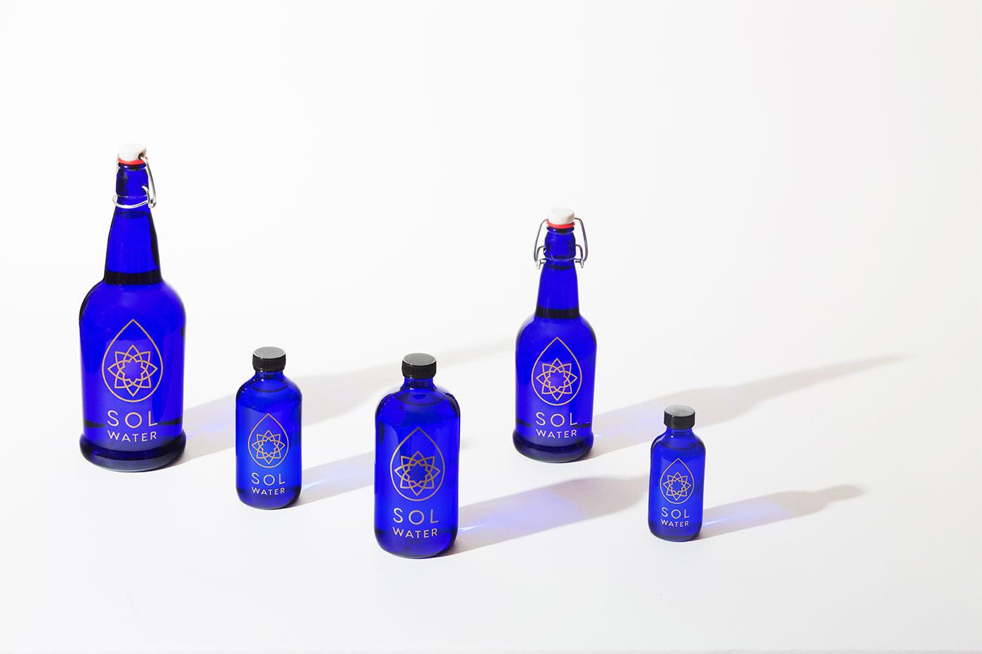 Outfit Branding & Design Sol Water Bottles
