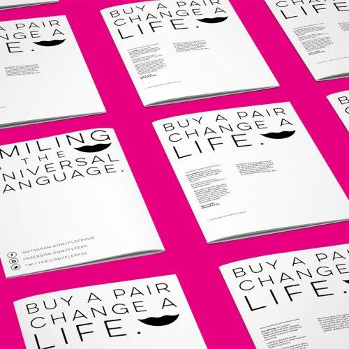 Outfit Branding & Design Fleeps Catalog