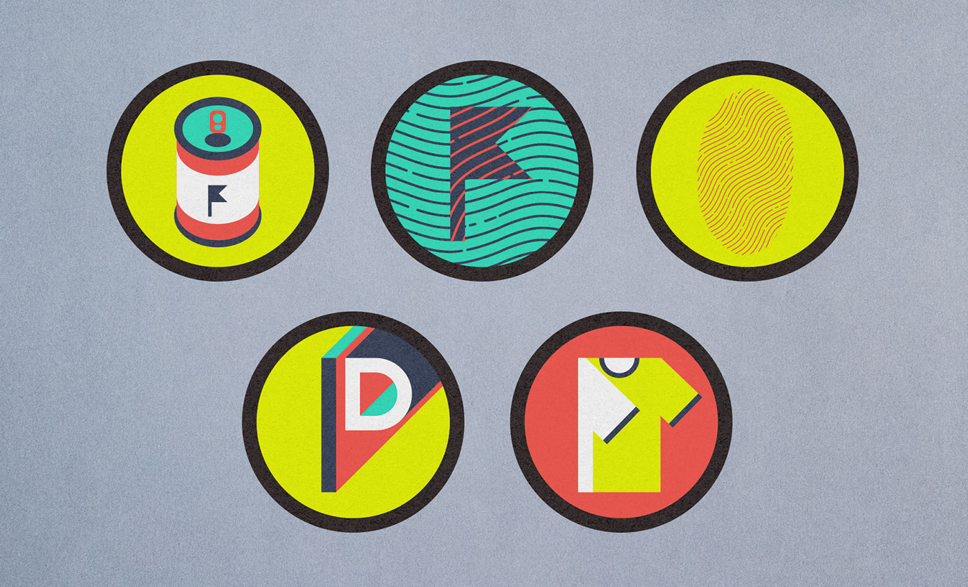 Outfit Branding & Design Public Marking Icons