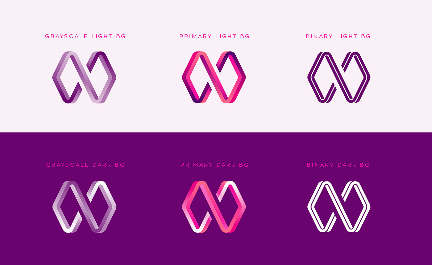 Outfit Branding & Design Wonderful Logo Variants