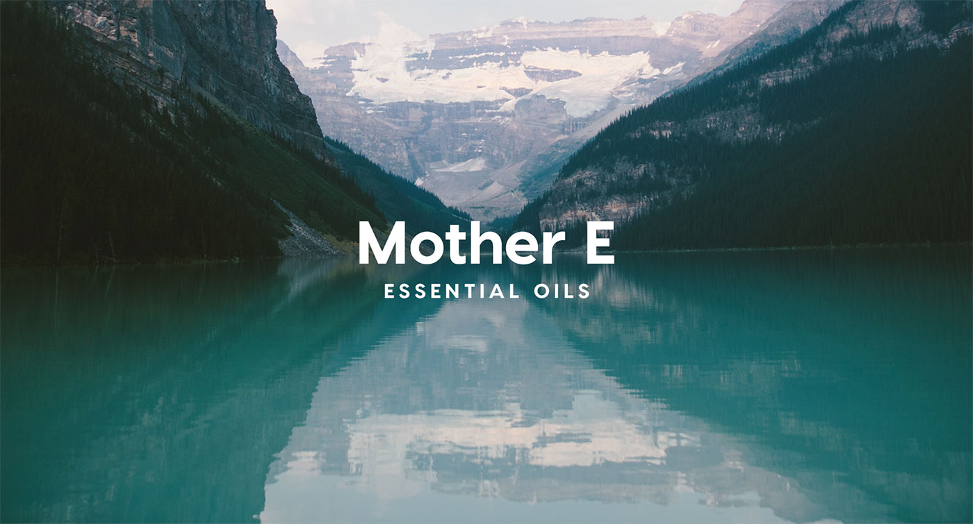 Outfit Branding & Design Mother E Logo Concept
