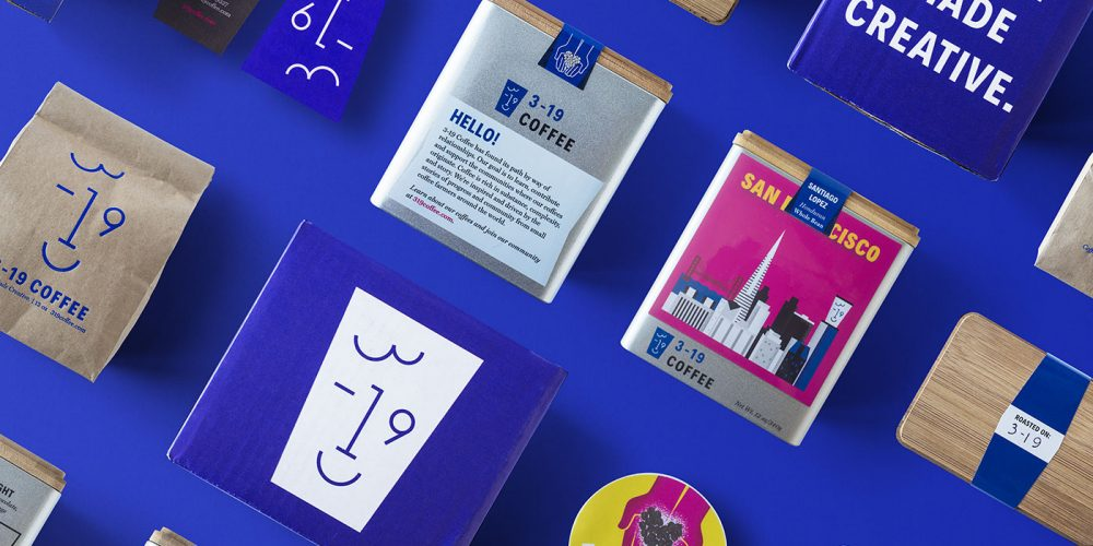 Outfit Branding 3-19 Coffee Packaging + Business Cards