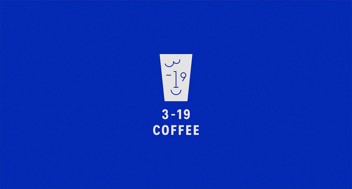 Outfit Branding 3-19 Coffee Logo