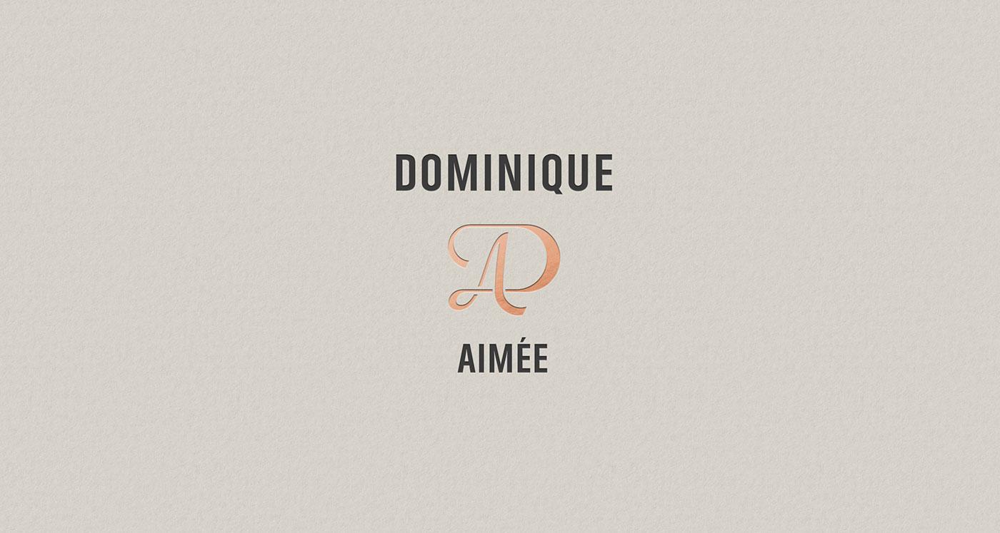 Outfit Branding Dominique Aimée Logo