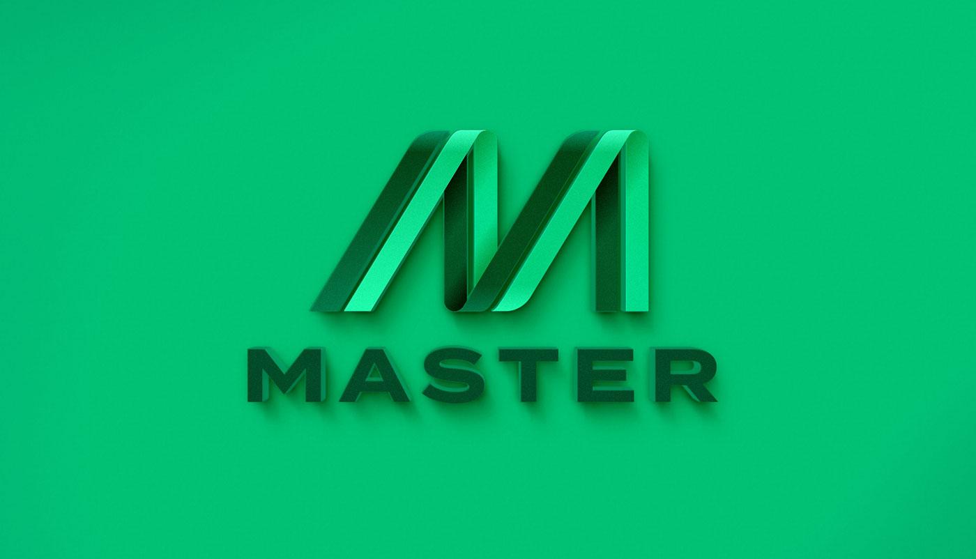 Outfit Branding & Design Master Bus Manufacturing Logo