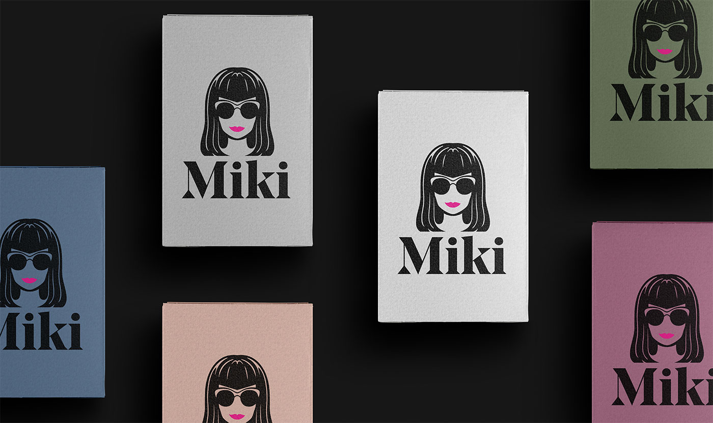 Outfit Branding & Design Miki Boxes