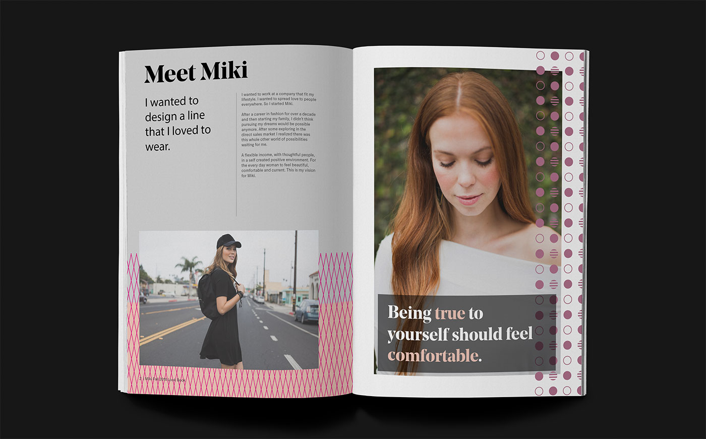 Outfit Branding & Design Miki Catalog