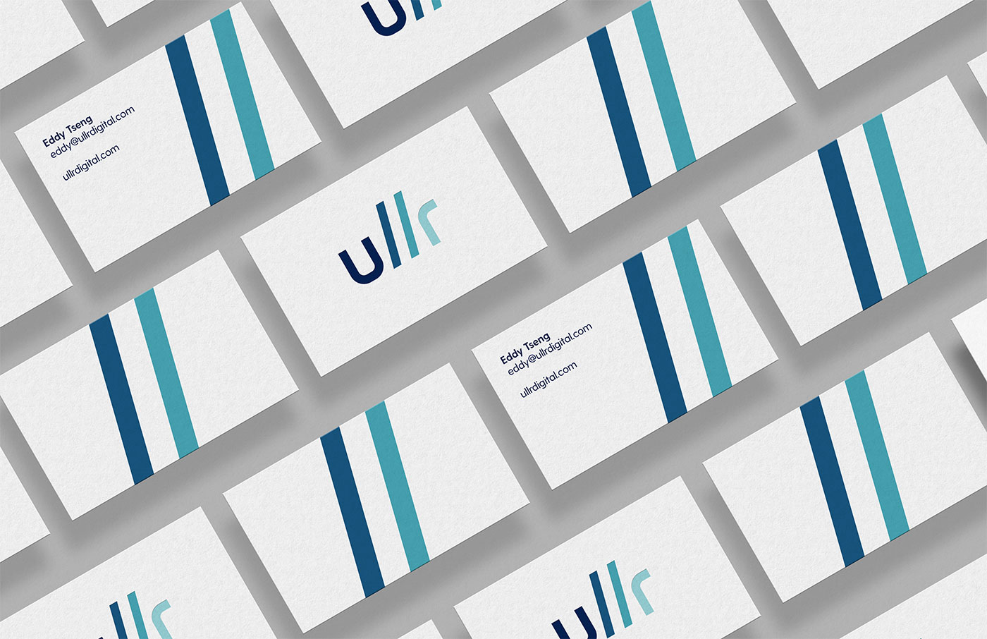 Outfit Branding & Design Ullr Digital Business Cards