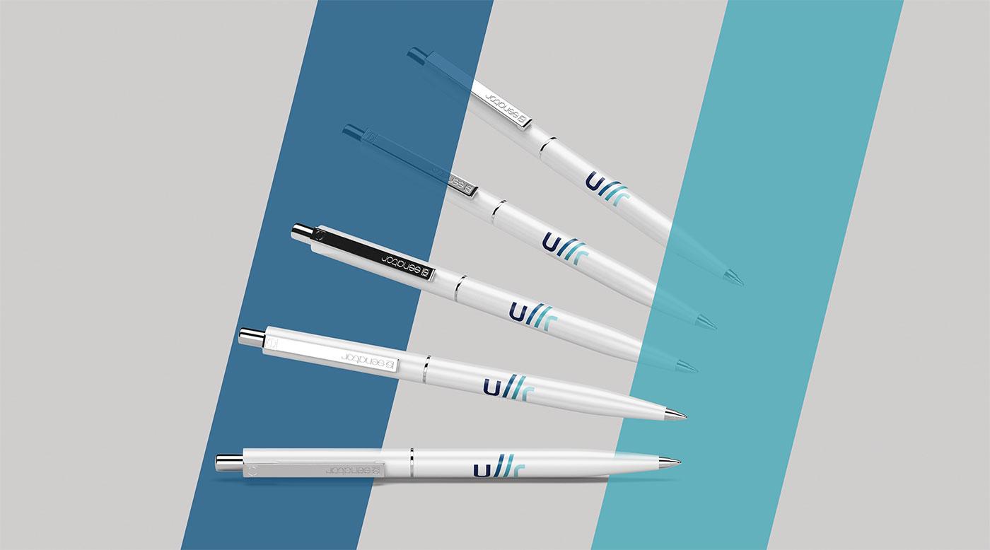 Outfit Branding & Design Ullr Digital Pens