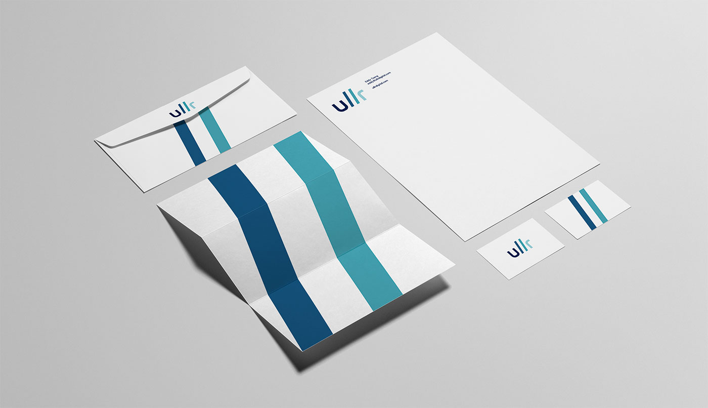 Outfit Branding & Design Ullr Digital Stationery