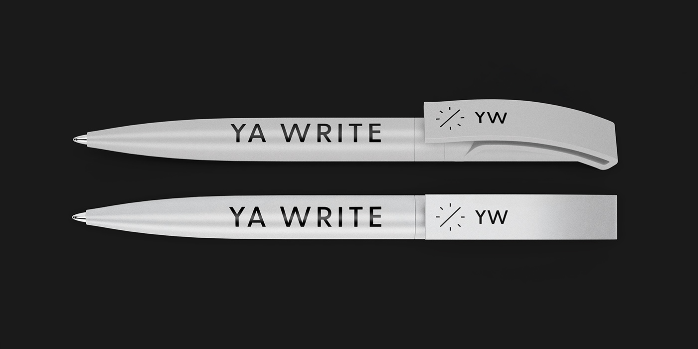 Outfit Branding & Design Ya Write Pen