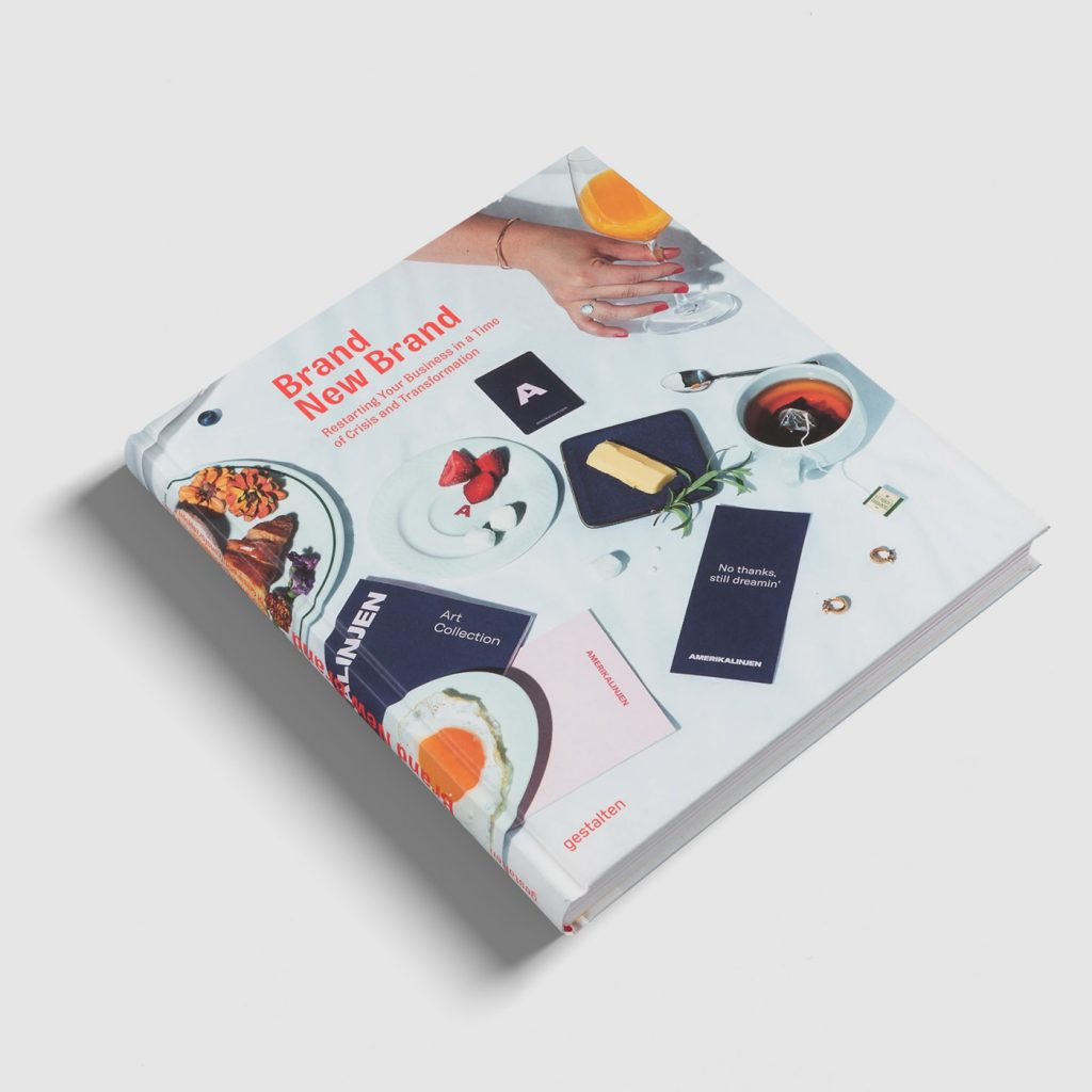Outfit Branding & Design Eyesight Gestalten Verlag Brand New Brand