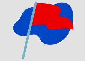 Outfit Branding & Design Eyesight Magazine Consistency Principles Flag Icon