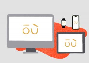 Outfit Branding & Design Eyesight Magazine Consistency Unified Various Devices Icon