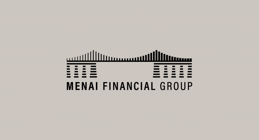 Outfit Branding & Design Eyesight Magazine Menai Financial Group Logo