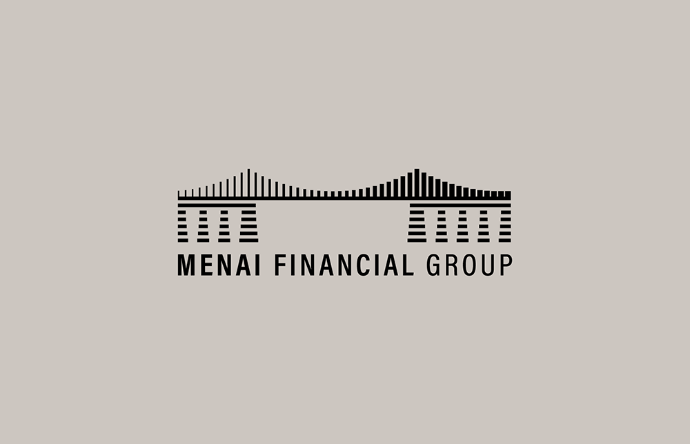 Outfit Branding & Design Eyesight Menai Logo