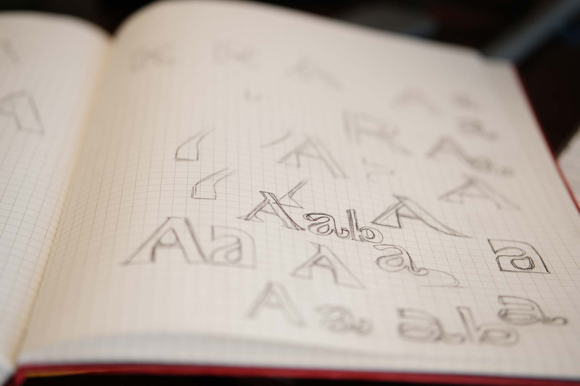 Buona Display Initial Sketches
